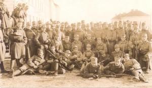 Group of People in Hateg